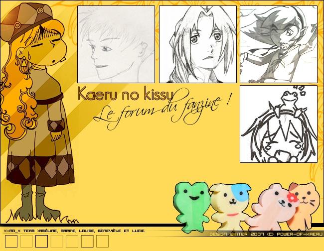 ••Kaeru-No-Kissu••
