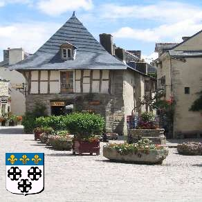 Bienvenue au village de Moulins !