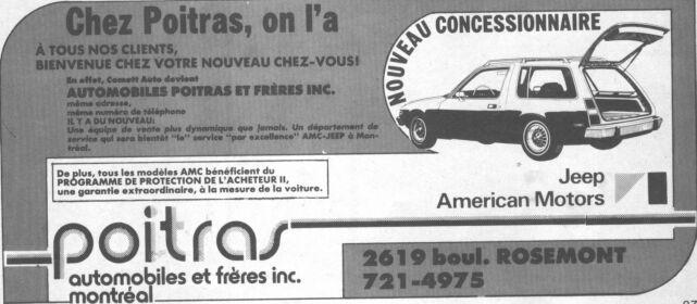 Les anciens dealers AMC du Québec Poitra10
