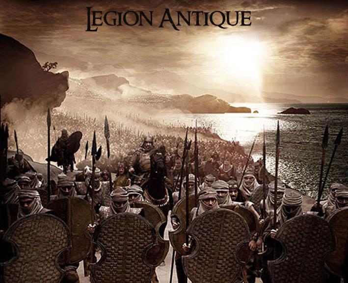 La legion Antique