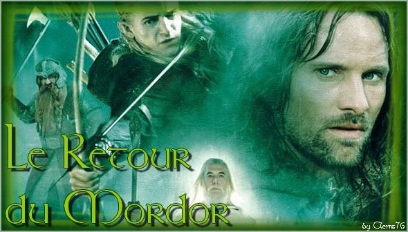 SDA Le Retour Du Mordor