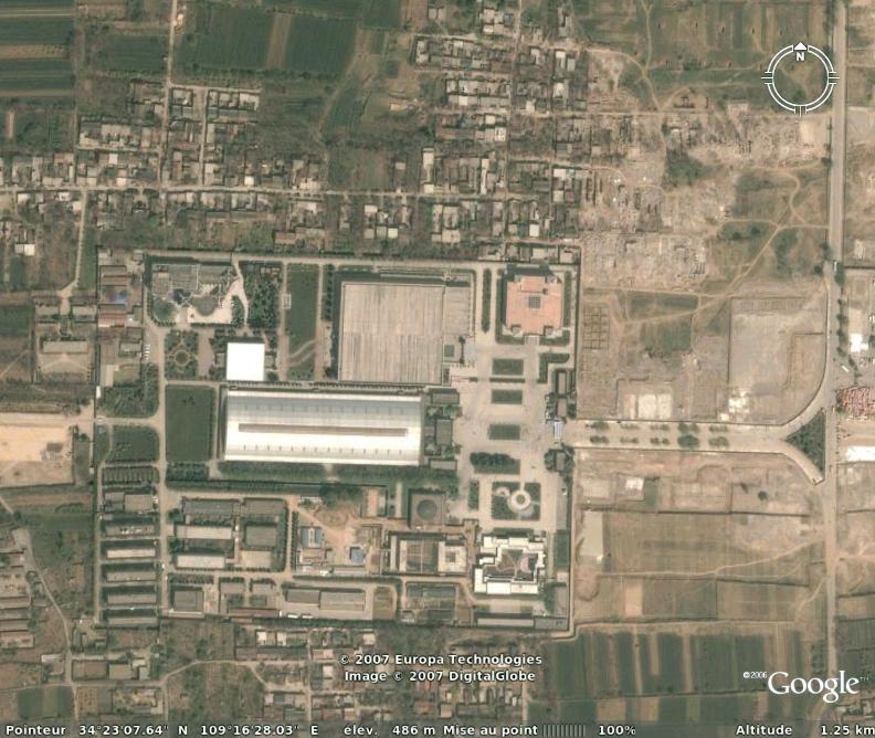 L'armée en terre cuite de Xian (Chine) Armee10
