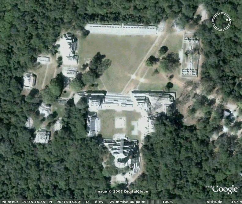 Un site maya : Edzna Edzna10