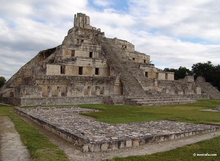 Un site maya : Edzna Edzna_10