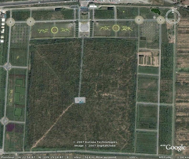 L'armée en terre cuite de Xian (Chine) Qin10