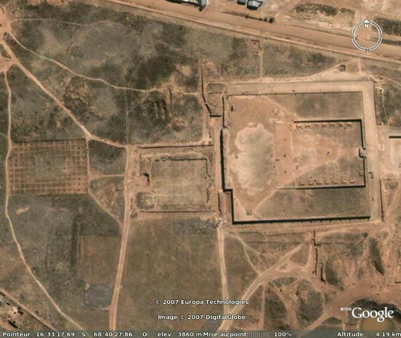 Cité de Tiahuanaco, Tiwanaku (en aymara) - Bolivie Tiwana10