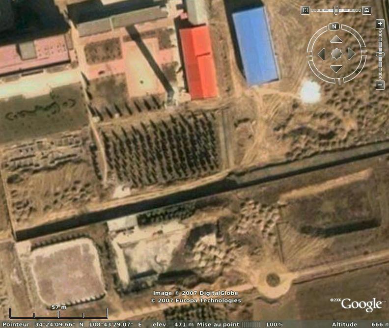 L'armée en terre cuite de Xian (Chine) Xian10