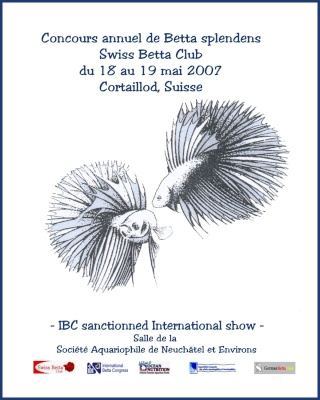 Swiss Betta Club/Cortaillod 2007 [annonce] Affich11