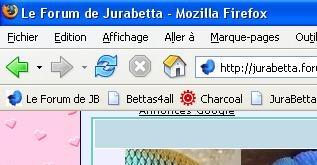 Mettre une image de betta dans la barre de lien/favicon Favico11