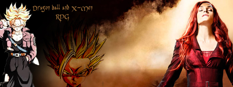 dragon ball et x men rpg