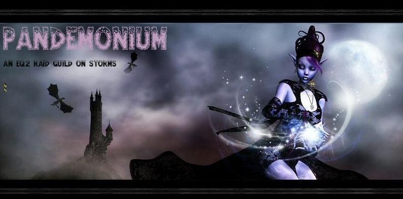 - Pandemonium -