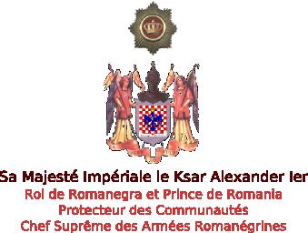 Provinces de Romanegra et Romania Royal10