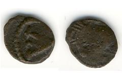 Pentanummi bizantino Uve10
