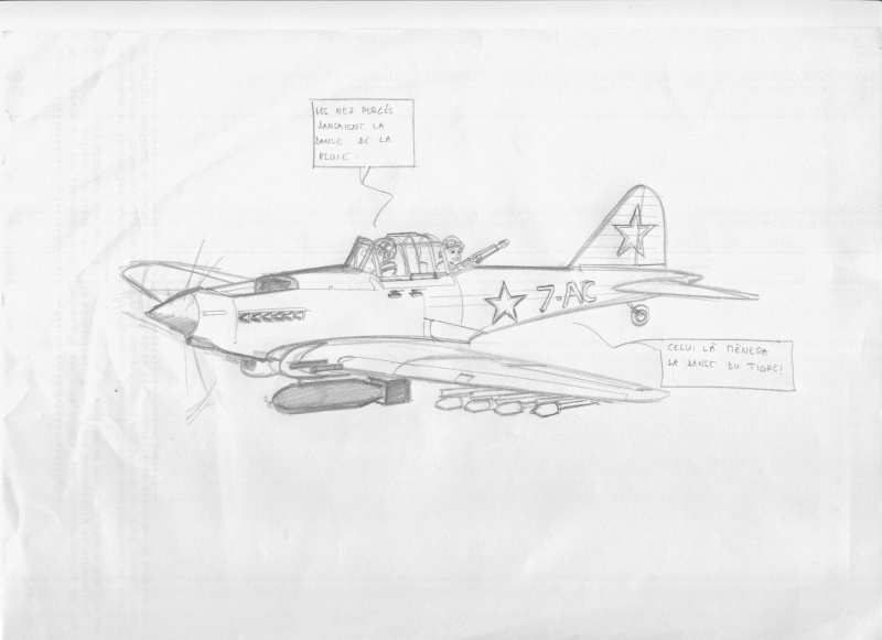 tonio: just drawing Il-210