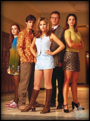 Un rpg sur Buffy contre les vampires