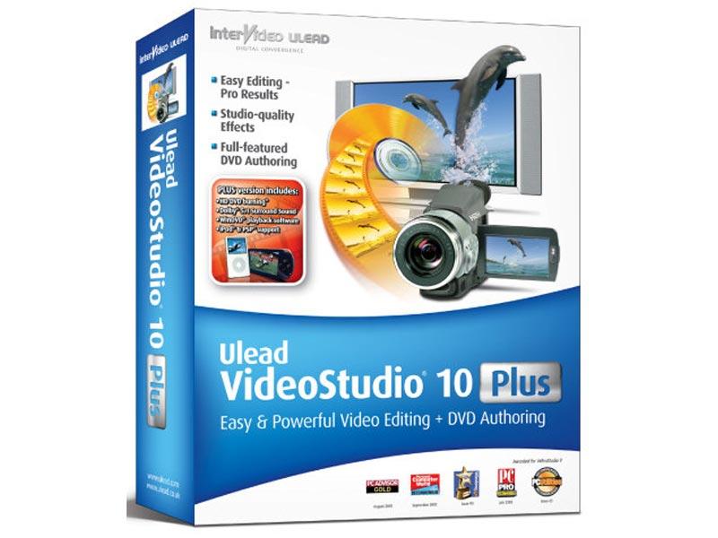 Ulead VideoStudio v10 Ule-a210