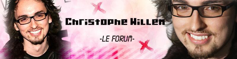 Forum sur un artiste: Christophe Willem