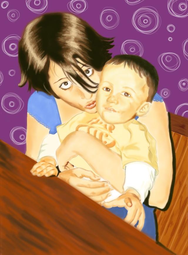 nini et Waël dans portrait nini_e13