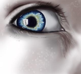glacial dans Illustration oeil11