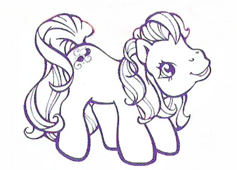 les petits poneys Poney210