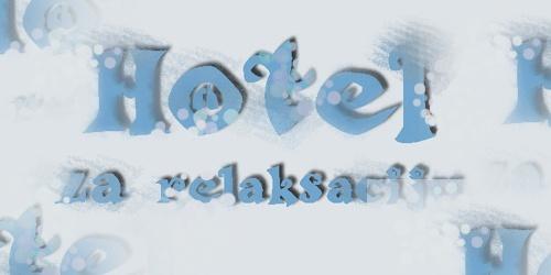 Hotel za relaksaciju!