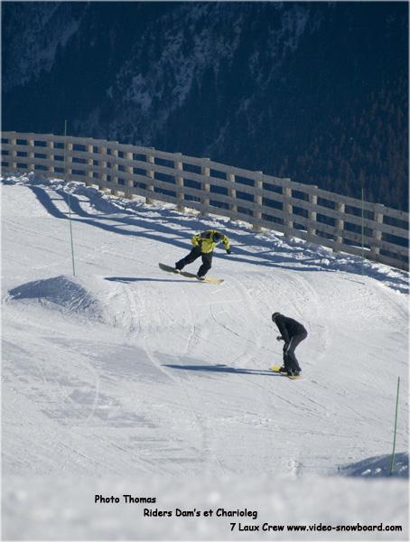 Snowpark Ho5 Les 7 Laux Dams-e10