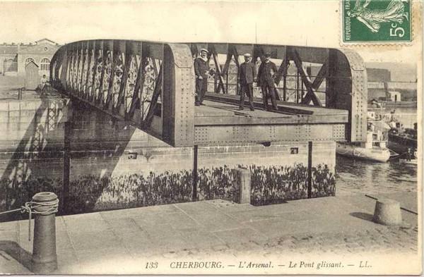 [Activité des ports hors Marine] LE PORT DE CHERBOURG - Page 2 Arsena14