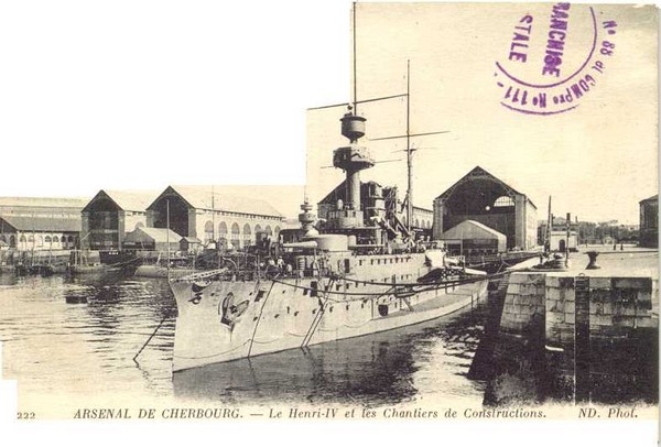 [Activité des ports hors Marine] LE PORT DE CHERBOURG - VOLUME 001 - Page 2 Arsena15
