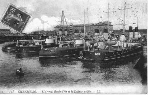 [Activité des ports hors Marine] LE PORT DE CHERBOURG - VOLUME 001 - Page 2 Arsena16