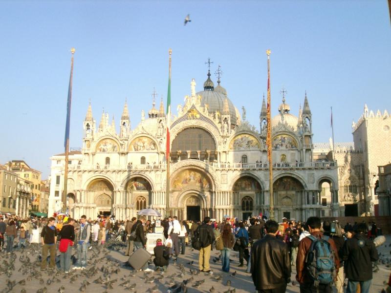 Place et Basilique Saint-Marc, Venise -Italie 04300010