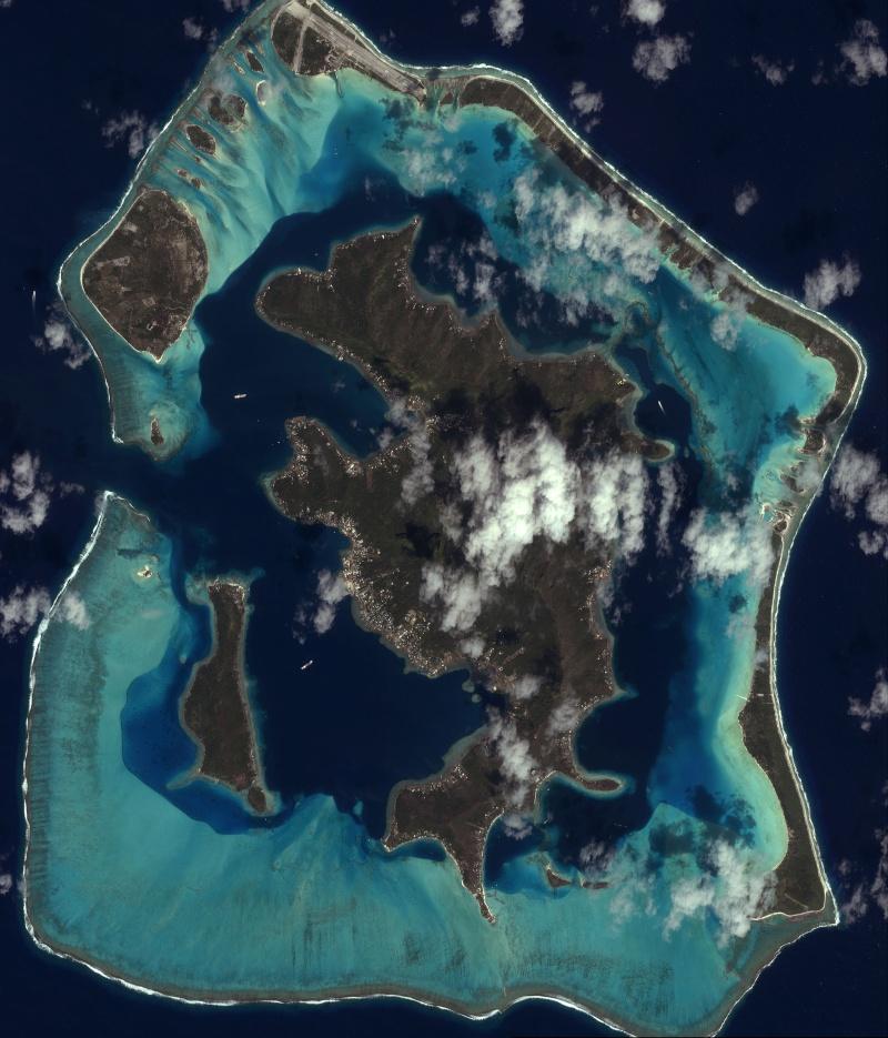 geoeye, île de Bora bora, Polynésie Française Bora_b10