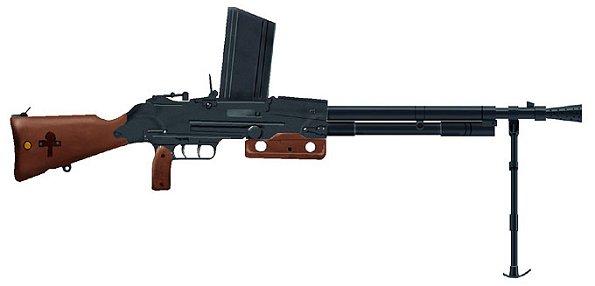 Armes automatiques 14-18 Fm10