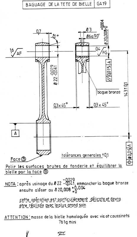 pr paration moteur 205 gti 1 9 gra doc peugeot sport. Black Bedroom Furniture Sets. Home Design Ideas