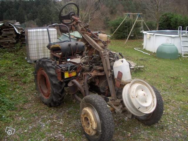 Auto transform e en tracteur page 2 - Le bon coin motoculteur ...