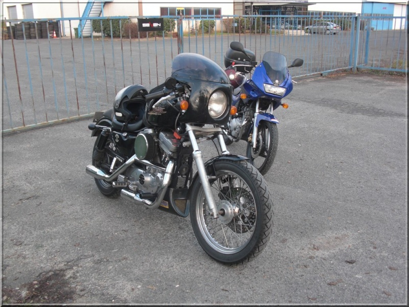 Clubman handlebar   opinion needed  - Harley Davidson Forums