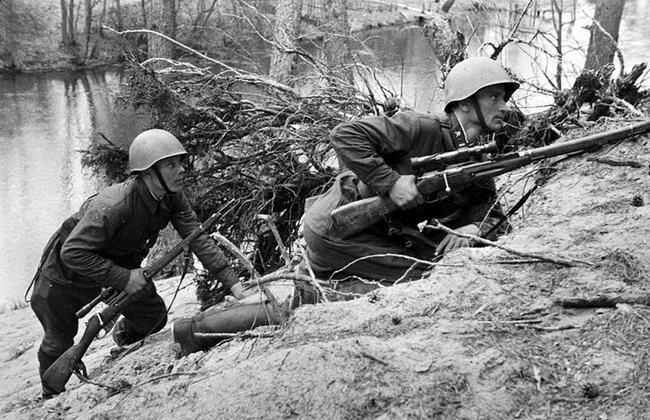 صور نادرة للحرب العالمية الثانية