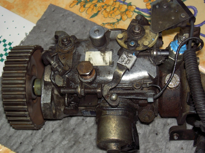 vend pompe injection lucas 1 9 diesel