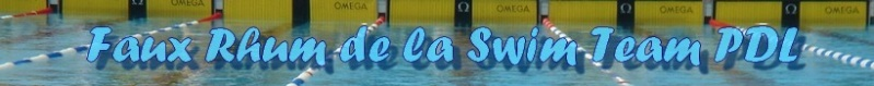 Faux Rhum de natation