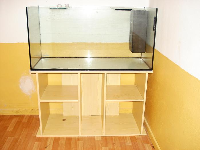Fabrication d 39 un meuble d 39 aquarium - Fabrication d un meuble tv ...