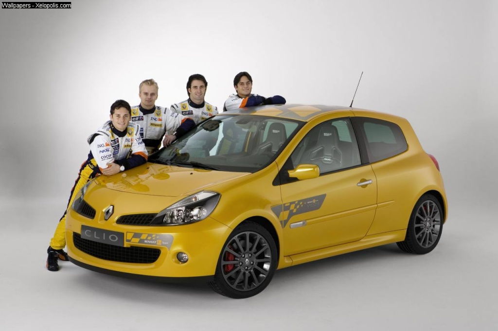 renault clio r27. Black Bedroom Furniture Sets. Home Design Ideas