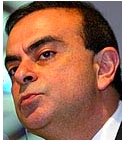 Carlos GHOSN - PDG de Renault.