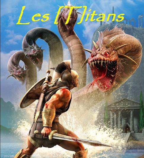 Le royaume des Titans