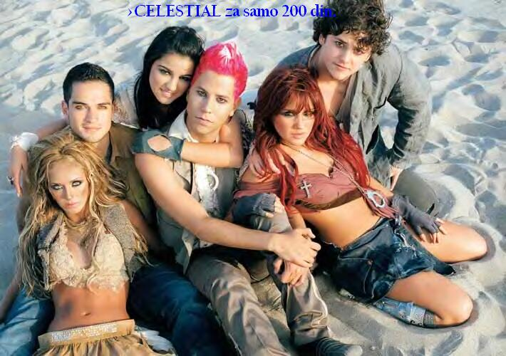 REBELDE THE BEST!