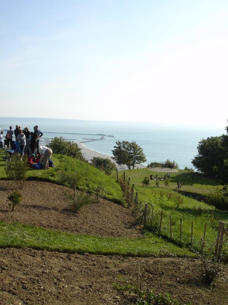 Pss discussion le havre inauguration du fort de for Entretien de jardin le havre