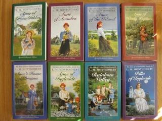 Challenge un an avec anne for Anne la maison aux pignons verts livre en ligne