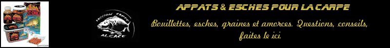 APPATS & ESCHES