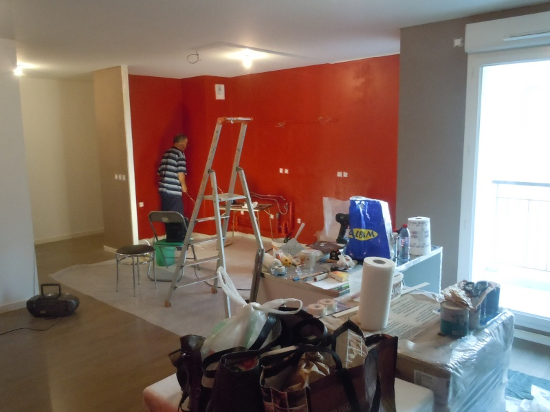 Conseil peinture am nagement salon cuisine ouverte page 2 - Conseils peinture salon ...