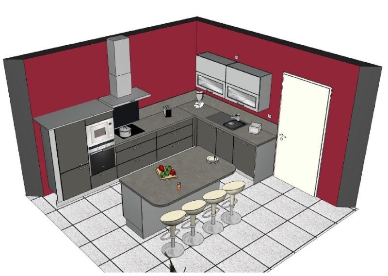 Conseils sens pose carrelage cuisine peinture murs for Carrelage de cuisine moderne