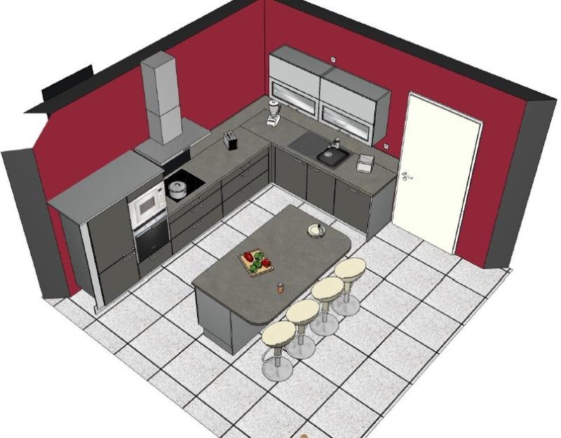 conseils sens pose carrelage cuisine + peinture murs