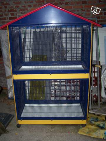 cage pliante 5 rats imac a 45e photo en bas page 2 59nord. Black Bedroom Furniture Sets. Home Design Ideas